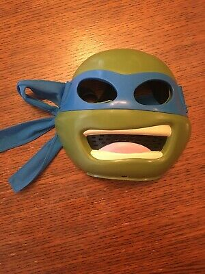 KR 2013 Teenage Mutant Ninja Turtle Mask Deluxe LEONARDO Kids Nickelodeon ()