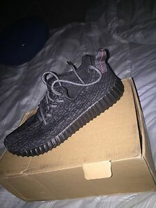 Yeezy pirate black replica