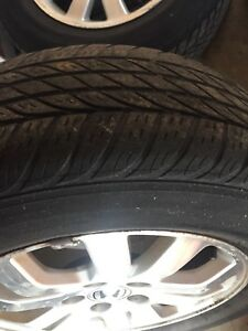 Honda CRV OEM Rims and Tires