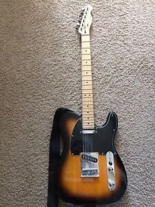 FENDER Squier Telecaster Complete Package