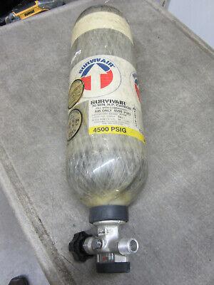Survivair Scba 4500 Psi Hp Bottle Tank 30 Min
