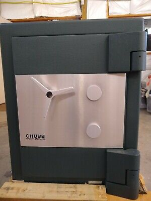 Used Chubb Resolute Bankers, Jewelry, Very High Security TRTL 15x6 Eq Safe