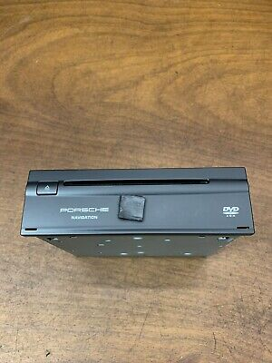 2007 Porsche Carrera 911 997 GT3 Navigation CD DVD Player Unit OEM