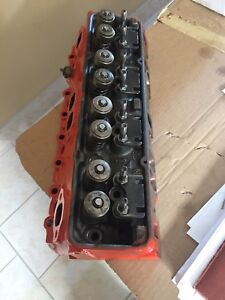 Small block Chevy engine parts