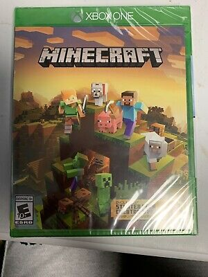 Xbox One XB1 Minecraft Master Collection Starter Pack & Creator's Pack 2018 NEW!