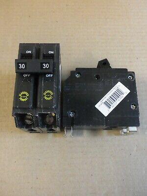 Cutler Hammer Chq Chq230 2 Pole 30 Amp Circuit Breaker Classified