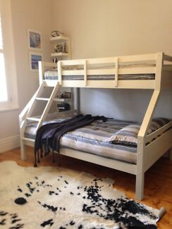 Bunk Bed - Coastal Style Double/Single Queenscliff Outer Geelong Preview