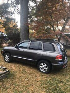 2005 Hyundai Santa Fe !
