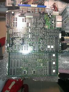 Arcade-Game-Sit-Down-Grand-Prix-Star-Jaleco-PCB-Board-GP9190A