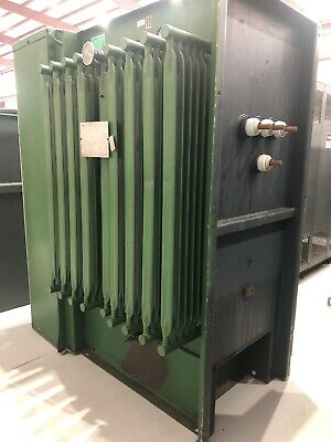Ge Substation Transformer 1000 Kva 13800y7970-480y277 Volt 3 Phase