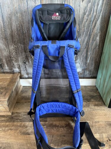 Kelty Kids TOWN Baby Child Carrier Backpack Deluxe Metal Frame - $49.99