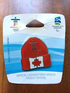 Vancouver 2010 Olympic Winter Games Collectors Pin