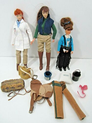 VINTAGE LOT OF BRENDA BREYER DOLLS & ACCESSORIES