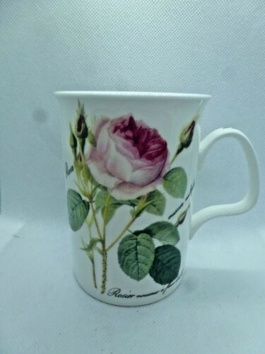 ROY KIRKHAM 1996 REDOUTE ROSES MUG CUP MADE IN ENGLAND