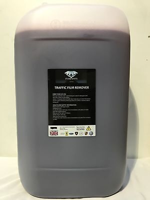 SWT Snow Foam Traffic Film Remover TFR & Degreaser Super Thick - 25L