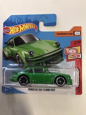 Hot wheels Porsche 934 Turbo