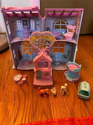 Fisher Price Sweet Streets Pet Parlor (Used)