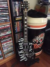 Peavey jack Daniels limited edition guitar and amp combo Condell Park Bankstown Area Preview