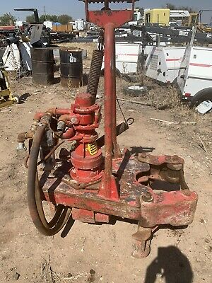 Drilling Rig Oil Works Owi Pneumatic Pipe Spinner