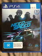 Need For Speed (PS4) Molendinar Gold Coast City Preview