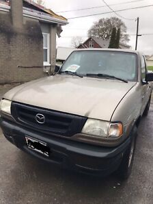 2004 Mazda B3000 2WD Truck- AS IS