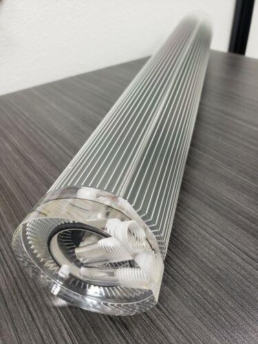 XSPC 500 Passive Aluminium Reservoir - Silver