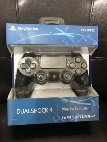 DualShock 4 Wireless Controller for PS4 - Jet Black