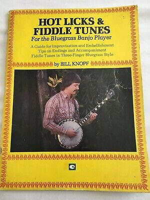 Instruction Books, CDs & Video - Bluegrass Banjo