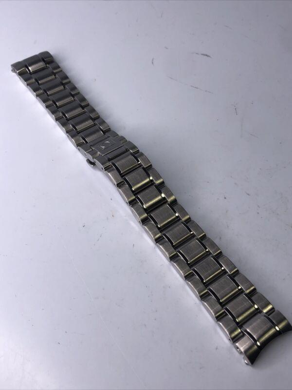 Omega Speedmaster Watch Bracelet 18MM 1560/852 Steel