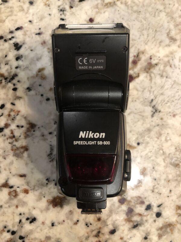 Nikon Speedlight SB-800 AF Shoe Mount Flash for  Nikon