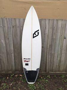 "6'1"" Island Ringa surfboard Mornington Mornington Peninsula Preview"