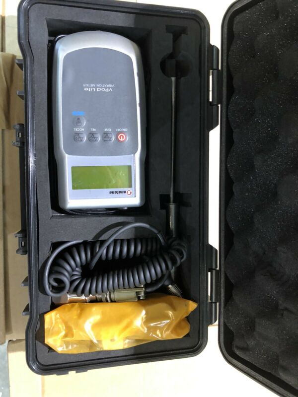 Benstone Vpod Lite Vibration Meter