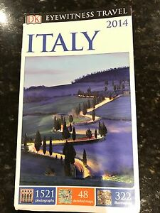 Italy Travel Book West Pymble Ku-ring-gai Area Preview