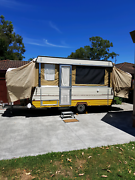 Viscount Wind up camper/caravan Forster Great Lakes Area Preview