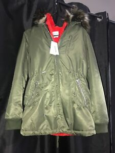 Guess size/medium small fall/winter coat