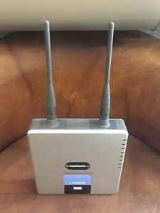 Router Linksys WIFI