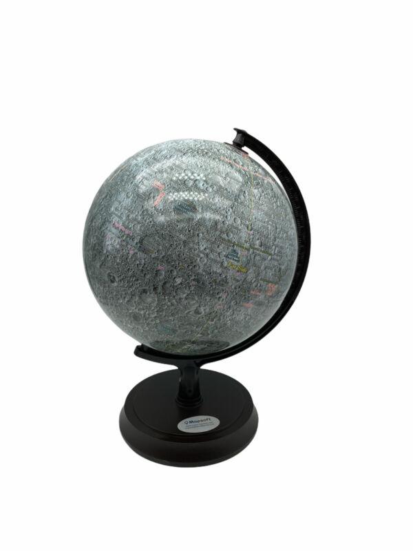 "(New) Mapsoft Expolorer Moon Globe, 24cm/9.5"", M-24"