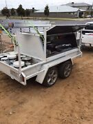 10x5 twin axle tradesman trailer Lovely Banks Geelong City Preview
