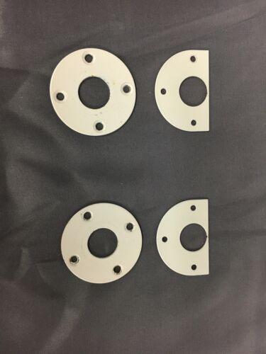Pilates Stamina  Rerformer Foam Pad Grommets Cushion Replacement Part Parts set
