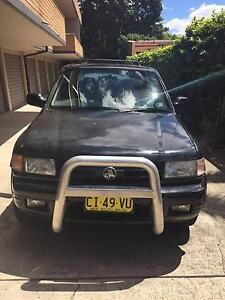 **NEGOTIABLE** 2000 Holden Frontera Wagon + Roadtripping Gear!! Coogee Eastern Suburbs Preview