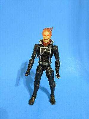 Marvel Legends Ghost Rider Action Figure from Rhino BAF Wave 6""