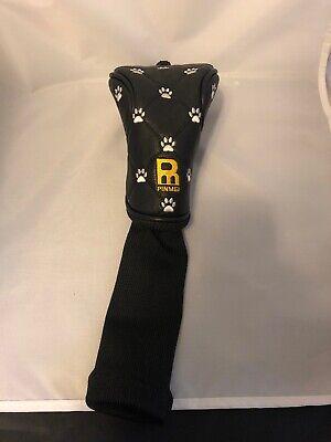 PINMEI Dog Paw Print Golf Club Driver Head -