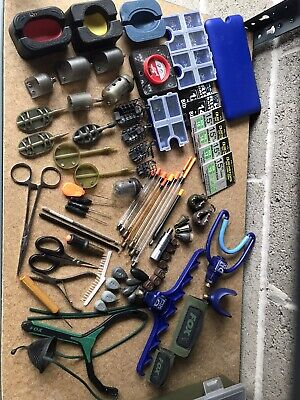 Fishing Tackle Job Lot Fox Preston Innovations Coarse Fishing