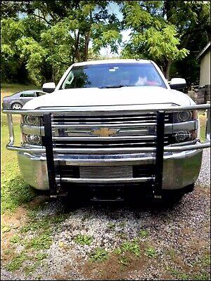 2016 Chevrolet Silverado 2500 HD 2500 HEAVY DUTY LT 2016 Chevrolet Silverado 2500 HD Pickup White 4WD Automatic 2500 HEAVY DUTY LT