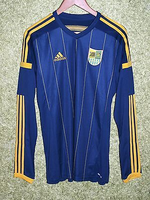 Metalist Kharkiv Ukraine away PLAYER ISSUE 2014 2015 Jersey Size M long sleeve  image