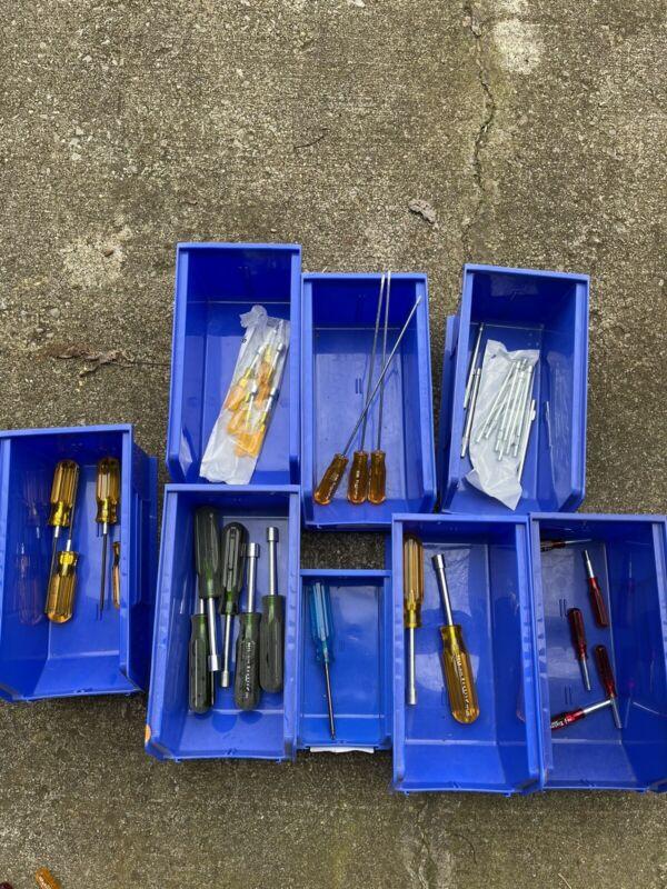Xcelite Tool Lot Never Used