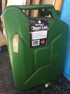 Jerry Can - 20 Litre - Steel