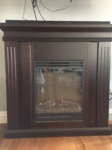 Electric Fireplace - New Condition!