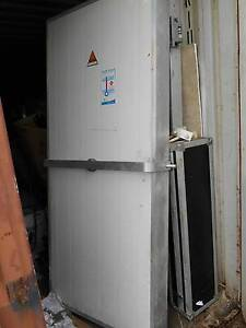 COMMERCIAL COLD ROOM FREEZER DOOR ASTRA PANEL Kingston Logan Area Preview