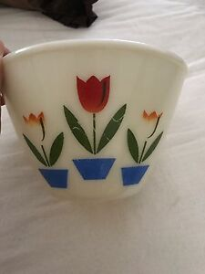 Pyrex, Fire King, Federal Bowls Vintage available if posted London Ontario image 8